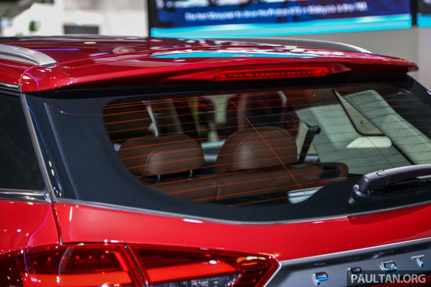 KLIMS18: Proton X70 SUV full preview, inside and out Image #891618