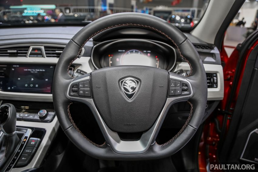 KLIMS18: Proton X70 SUV full preview, inside and out Image #891623