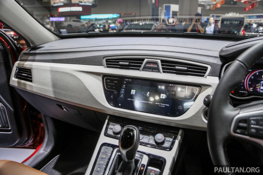 KLIMS18: Proton X70 SUV full preview, inside and out Image #891625