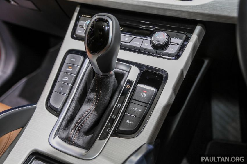 KLIMS18: Proton X70 SUV full preview, inside and out Image #891632