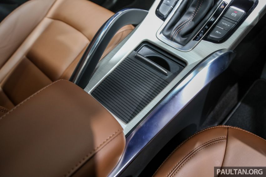 KLIMS18: Proton X70 SUV full preview, inside and out Image #891633