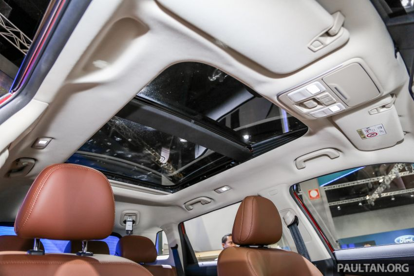 KLIMS18: Proton X70 SUV full preview, inside and out Image #891636