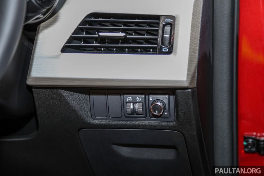 KLIMS18: Proton X70 SUV full preview, inside and out Image #891637