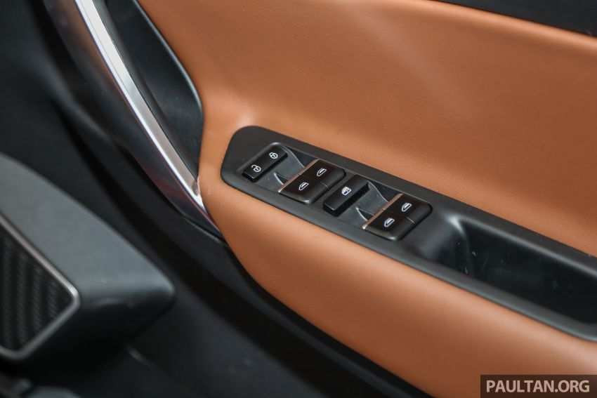 KLIMS18: Proton X70 SUV full preview, inside and out Image #891642