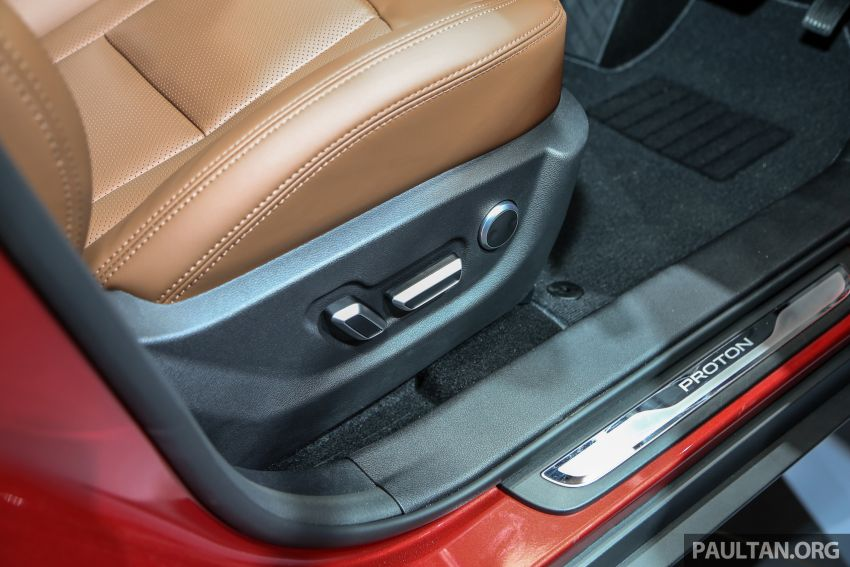 KLIMS18: Proton X70 SUV full preview, inside and out Image #891648