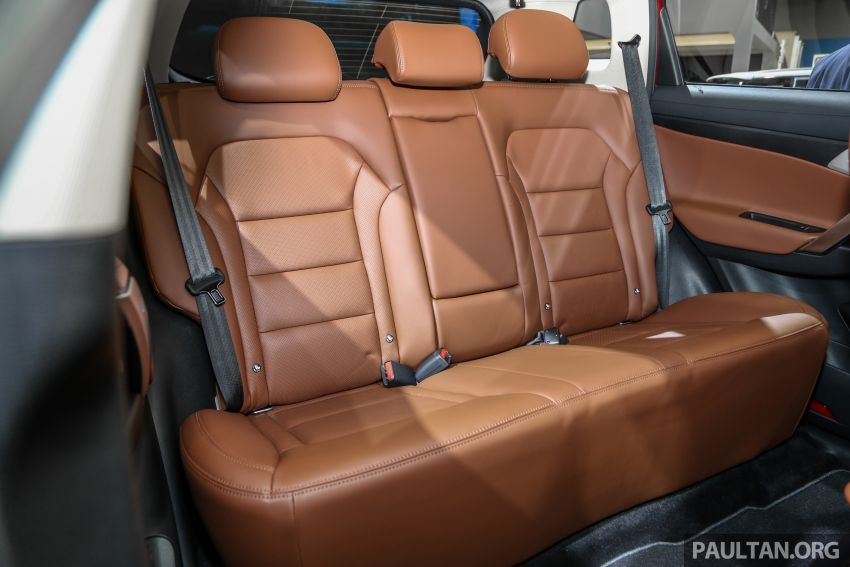 KLIMS18: Proton X70 SUV full preview, inside and out Image #891653