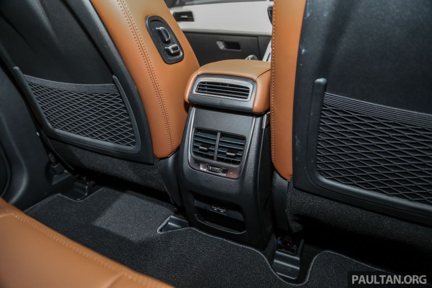 KLIMS18: Proton X70 SUV full preview, inside and out Image #891654