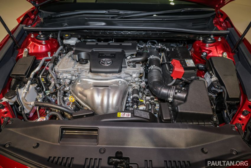 KLIMS18: New Toyota Camry launched – 2.5V, RM190k Image #891210