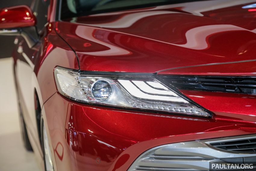 KLIMS18: New Toyota Camry launched – 2.5V, RM190k Image #891201