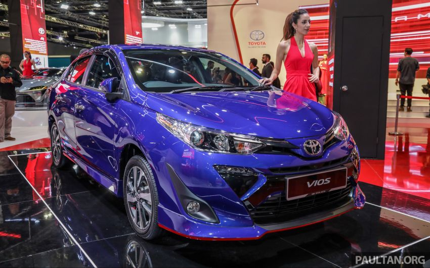 KLIMS18: New Toyota Vios previewed, from RM77k est Image #891248