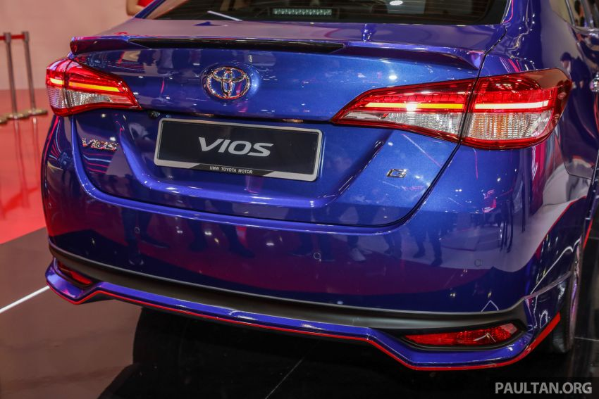 KLIMS18: New Toyota Vios previewed, from RM77k est Image #891314
