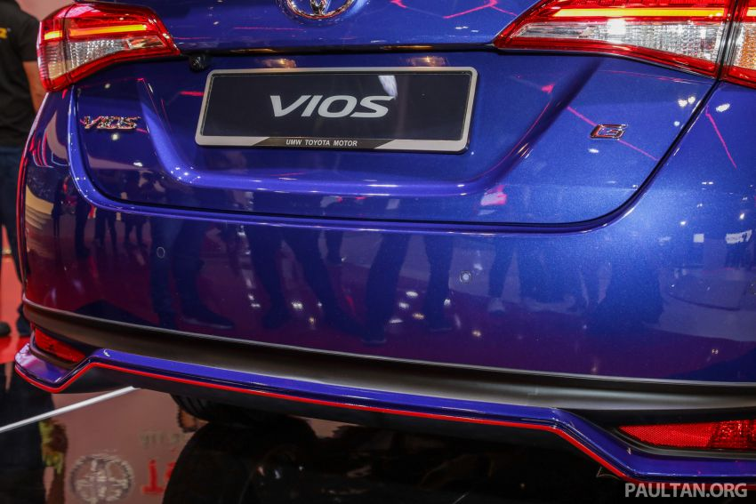 KLIMS18: New Toyota Vios previewed, from RM77k est Image #891317