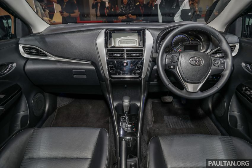 KLIMS18: New Toyota Vios previewed, from RM77k est Image #891323