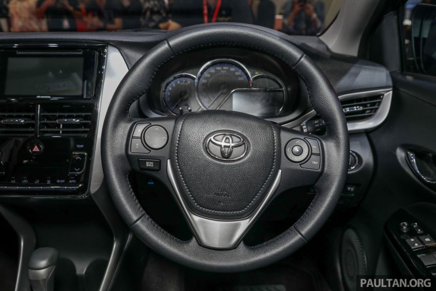 KLIMS18: New Toyota Vios previewed, from RM77k est Image #891327