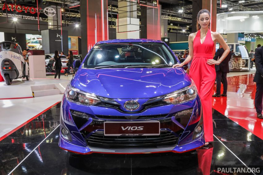 KLIMS18: New Toyota Vios previewed, from RM77k est Image #891258
