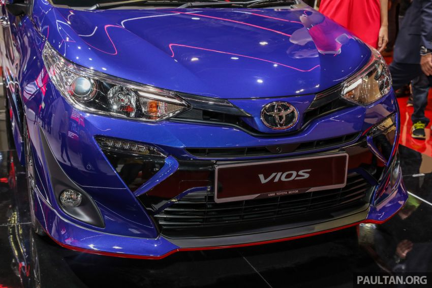 KLIMS18: New Toyota Vios previewed, from RM77k est Image #891293