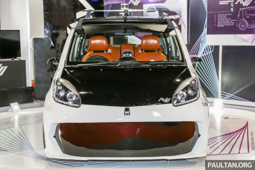 KLIMS18: UiTM AVII – a study in autonomous driving Image #893027