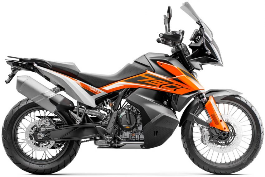 2018 EICMA: 2019 KTM 790 Adventure and Adventure R revealed – 95 hp, 189 kg, 15,000 km service interval Image #885199