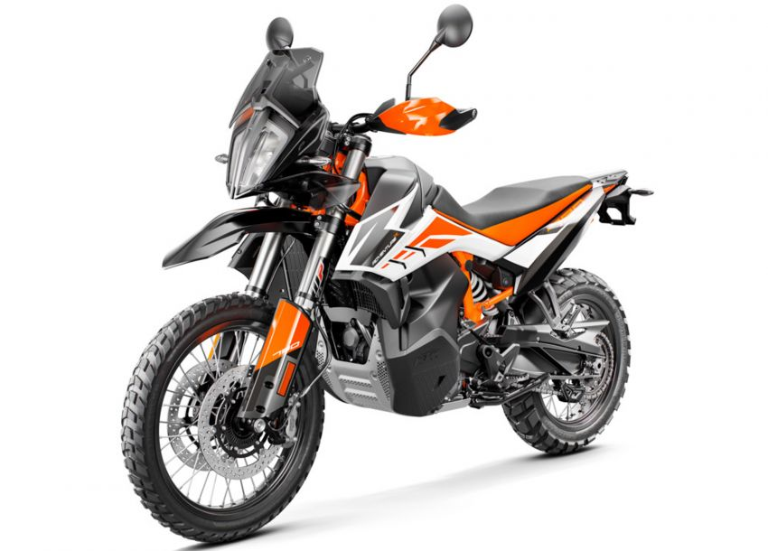 2018 EICMA: 2019 KTM 790 Adventure and Adventure R revealed – 95 hp, 189 kg, 15,000 km service interval Image #885213