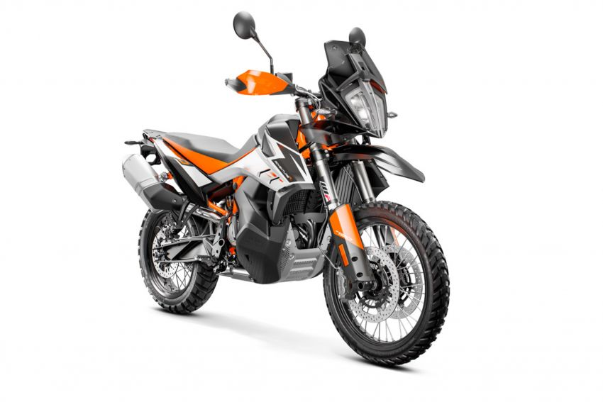 2018 EICMA: 2019 KTM 790 Adventure and Adventure R revealed – 95 hp, 189 kg, 15,000 km service interval Image #885214
