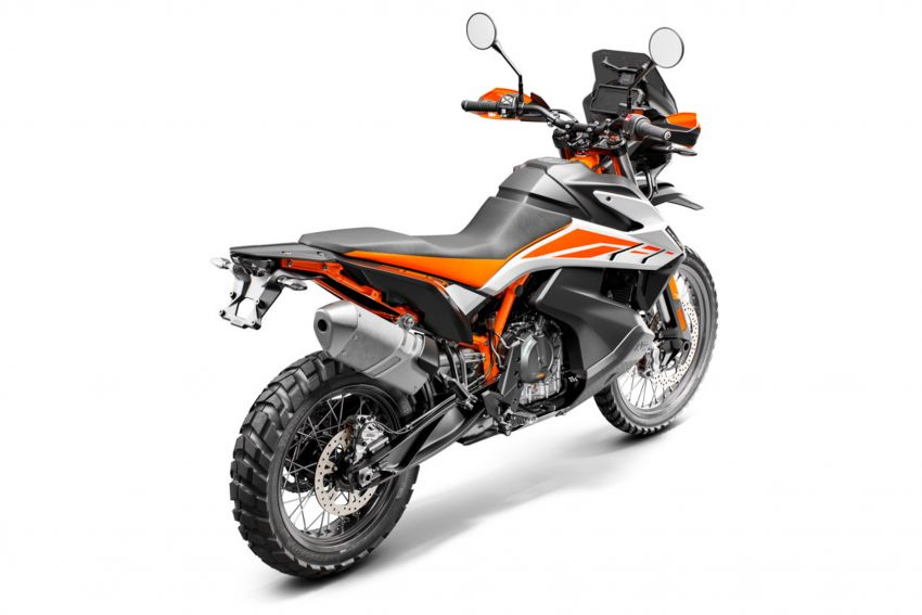 2018 EICMA: 2019 KTM 790 Adventure and Adventure R revealed – 95 hp, 189 kg, 15,000 km service interval Image #885216