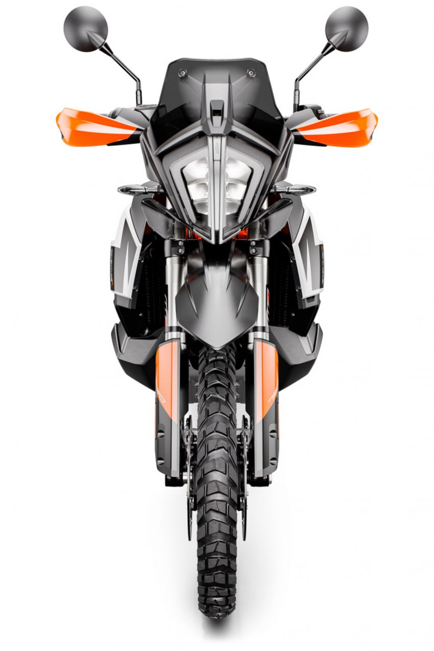 2018 EICMA: 2019 KTM 790 Adventure and Adventure R revealed – 95 hp, 189 kg, 15,000 km service interval Image #885219