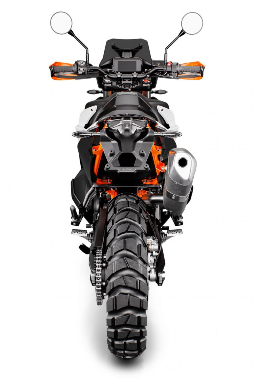 2018 EICMA: 2019 KTM 790 Adventure and Adventure R revealed – 95 hp, 189 kg, 15,000 km service interval Image #885220