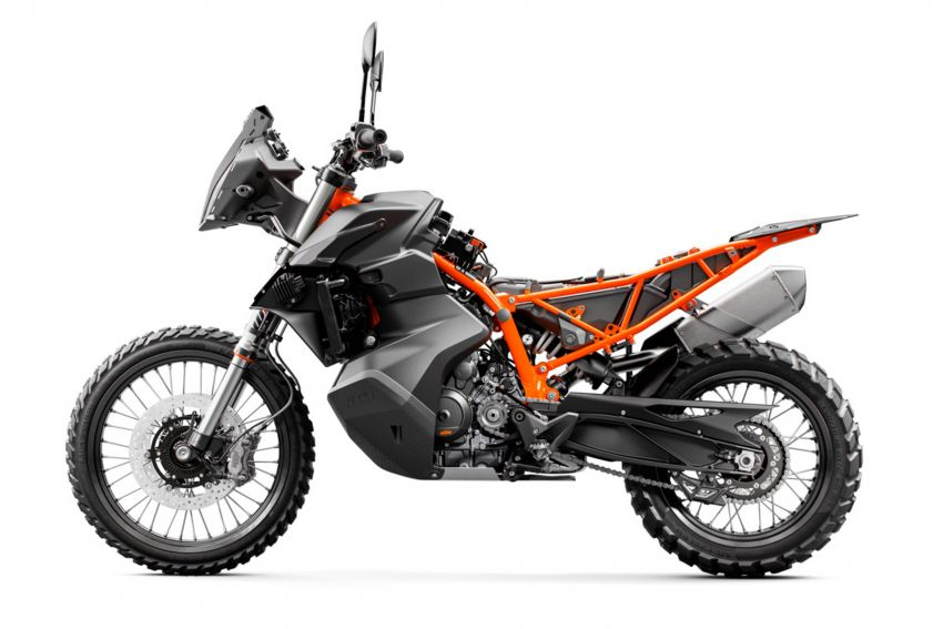 2018 EICMA: 2019 KTM 790 Adventure and Adventure R revealed – 95 hp, 189 kg, 15,000 km service interval Image #885221