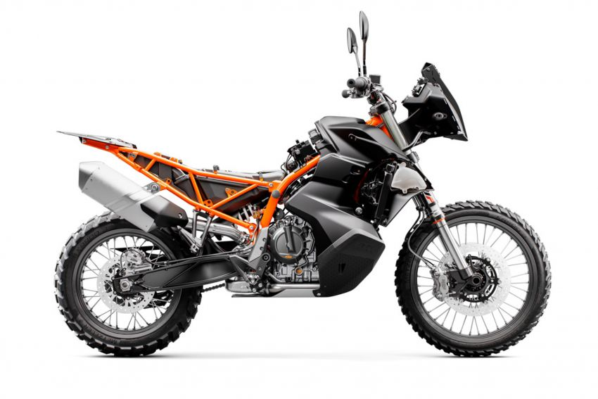 2018 EICMA: 2019 KTM 790 Adventure and Adventure R revealed – 95 hp, 189 kg, 15,000 km service interval Image #885222