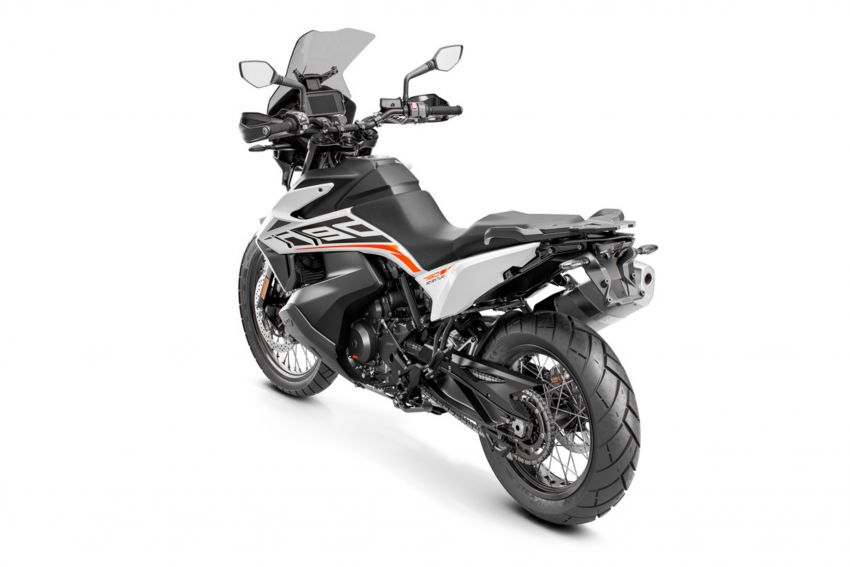 2018 EICMA: 2019 KTM 790 Adventure and Adventure R revealed – 95 hp, 189 kg, 15,000 km service interval Image #885226