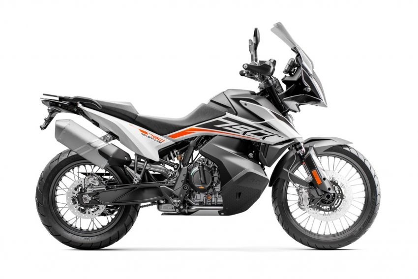 2018 EICMA: 2019 KTM 790 Adventure and Adventure R revealed – 95 hp, 189 kg, 15,000 km service interval Image #885202