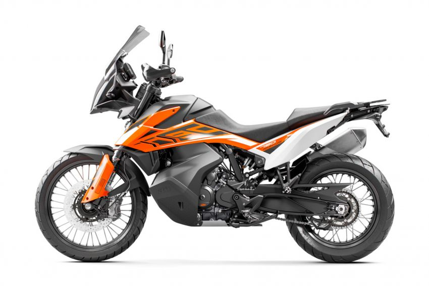 2018 EICMA: 2019 KTM 790 Adventure and Adventure R revealed – 95 hp, 189 kg, 15,000 km service interval Image #885203