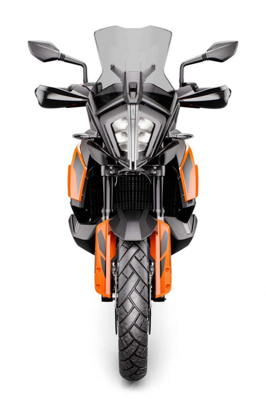 2018 EICMA: 2019 KTM 790 Adventure and Adventure R revealed – 95 hp, 189 kg, 15,000 km service interval Image #885204