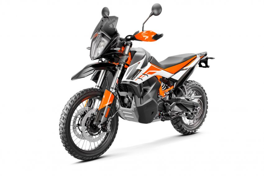 2018 EICMA: 2019 KTM 790 Adventure and Adventure R revealed – 95 hp, 189 kg, 15,000 km service interval Image #885205
