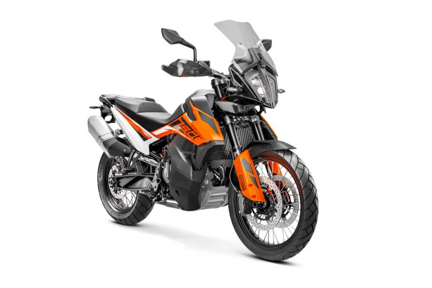 2018 EICMA: 2019 KTM 790 Adventure and Adventure R revealed – 95 hp, 189 kg, 15,000 km service interval Image #885206
