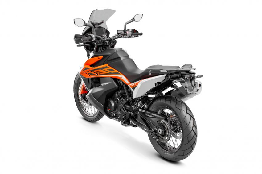 2018 EICMA: 2019 KTM 790 Adventure and Adventure R revealed – 95 hp, 189 kg, 15,000 km service interval Image #885208