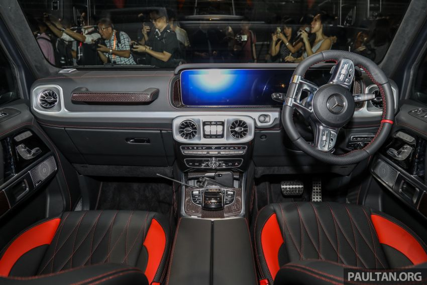 2019 Mercedes-AMG G63 launched in M'sia – RM1.5mil Image #888130