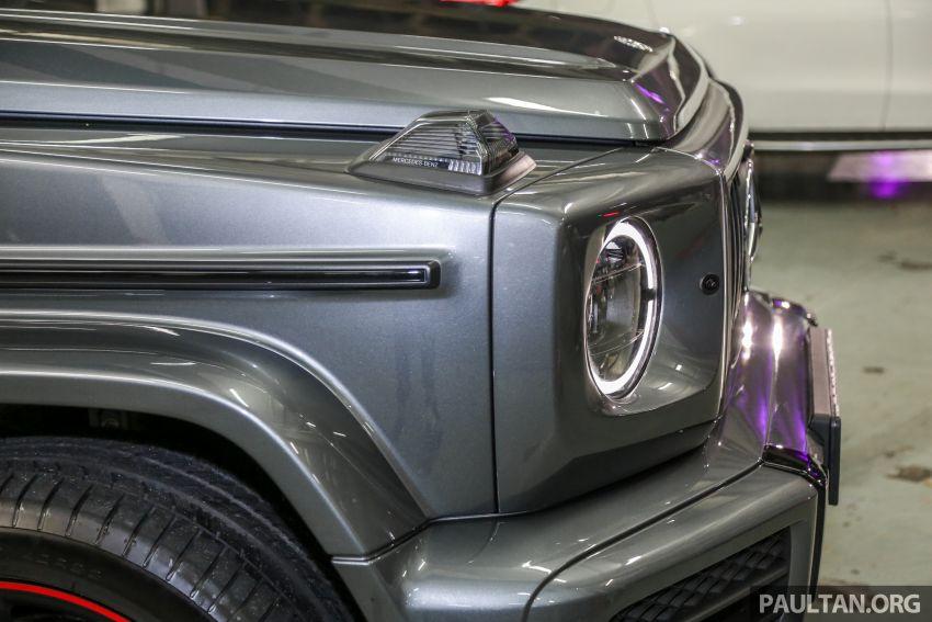Mercedes-AMG G63 2019 dilancarkan di Malaysia – 4.0 liter V8 Bi-turbo, 585 hp/850 Nm, harga dari RM1.5 juta Image #888555