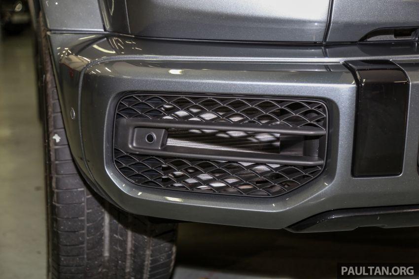 Mercedes-AMG G63 2019 dilancarkan di Malaysia – 4.0 liter V8 Bi-turbo, 585 hp/850 Nm, harga dari RM1.5 juta Image #888558