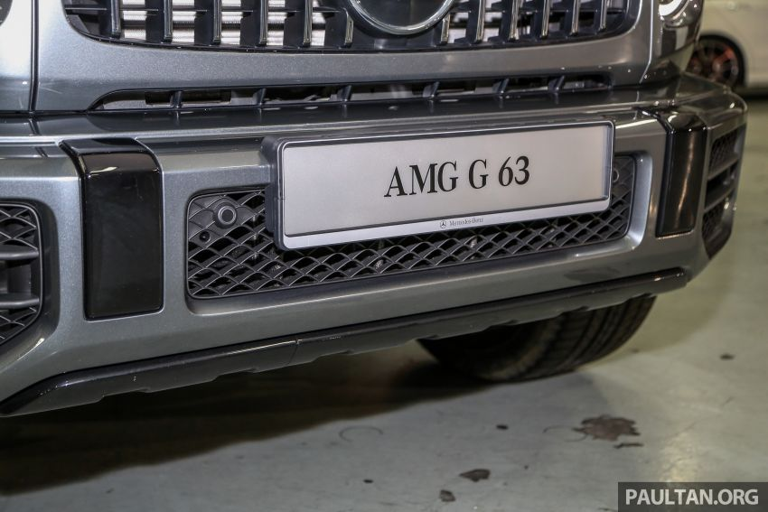 2019 Mercedes-AMG G63 launched in M'sia – RM1.5mil Image #888266