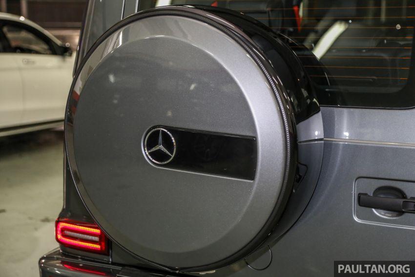 Mercedes-AMG G63 2019 dilancarkan di Malaysia – 4.0 liter V8 Bi-turbo, 585 hp/850 Nm, harga dari RM1.5 juta Image #888573