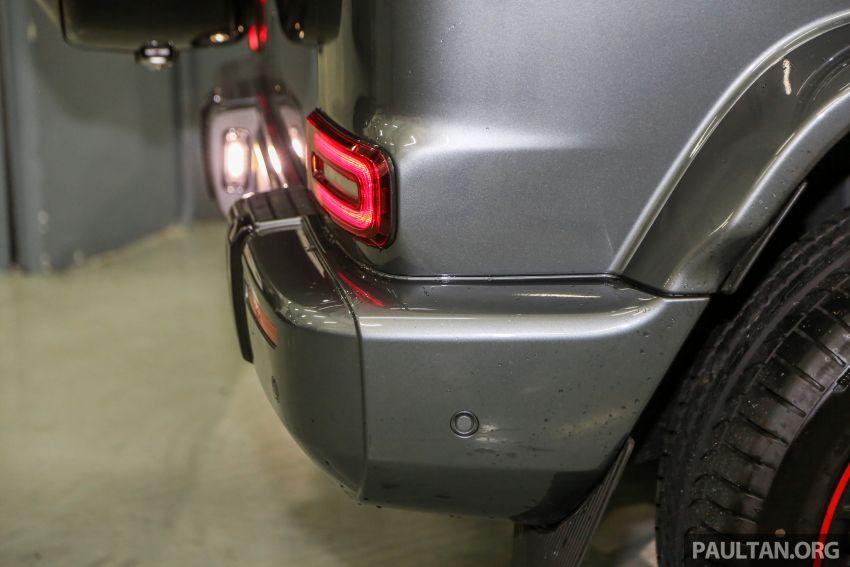Mercedes-AMG G63 2019 dilancarkan di Malaysia – 4.0 liter V8 Bi-turbo, 585 hp/850 Nm, harga dari RM1.5 juta Image #888575