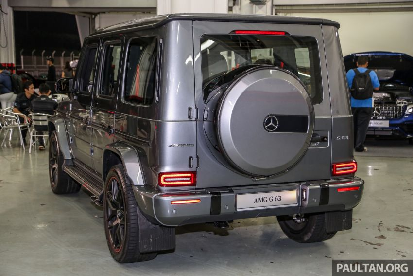 2019 Mercedes-AMG G63 launched in M'sia – RM1.5mil Image #888256