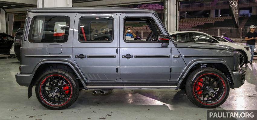 2019 Mercedes-AMG G63 launched in M'sia – RM1.5mil Image #888259