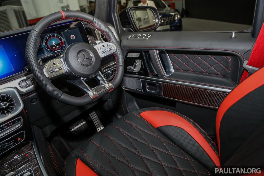 2019 Mercedes-AMG G63 launched in M'sia – RM1.5mil Image #888298