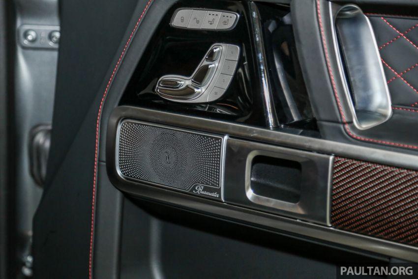 Mercedes-AMG G63 2019 dilancarkan di Malaysia – 4.0 liter V8 Bi-turbo, 585 hp/850 Nm, harga dari RM1.5 juta Image #888596