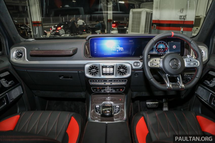 2019 Mercedes-AMG G63 launched in M'sia – RM1.5mil Image #888284