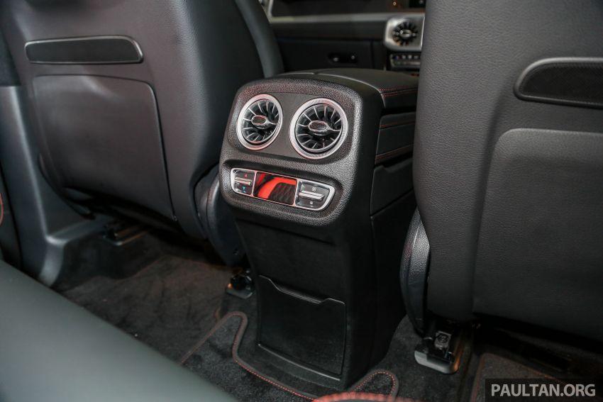 Mercedes-AMG G63 2019 dilancarkan di Malaysia – 4.0 liter V8 Bi-turbo, 585 hp/850 Nm, harga dari RM1.5 juta Image #888605