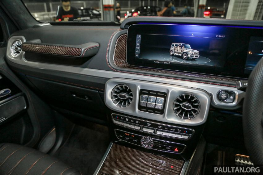 2019 Mercedes-AMG G63 launched in M'sia – RM1.5mil Image #888287