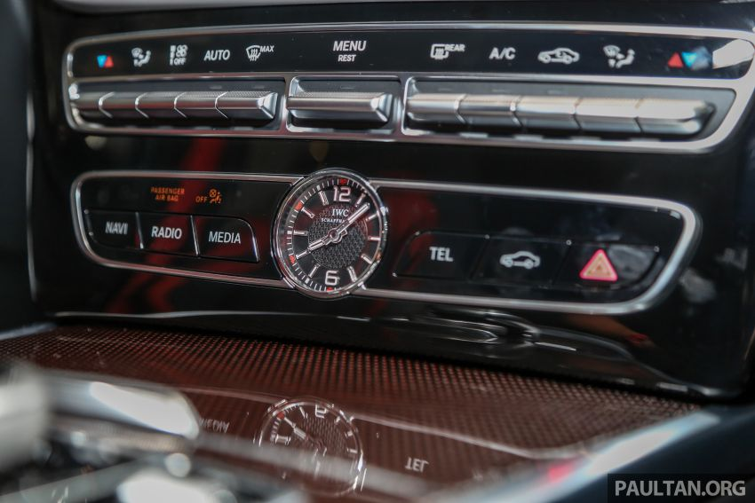 Mercedes-AMG G63 2019 dilancarkan di Malaysia – 4.0 liter V8 Bi-turbo, 585 hp/850 Nm, harga dari RM1.5 juta Image #888585